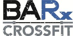 Barx Crossfit blue rx Logo