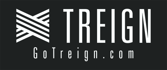 Treign - Logo and Web White on Black (1) (1)